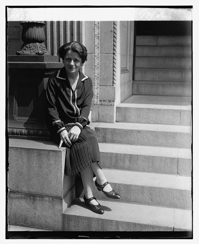 16 x 20 Reprinted Old Photo ofEllen Wilkinson, 8/7/26 1926 National Photo Co  47a