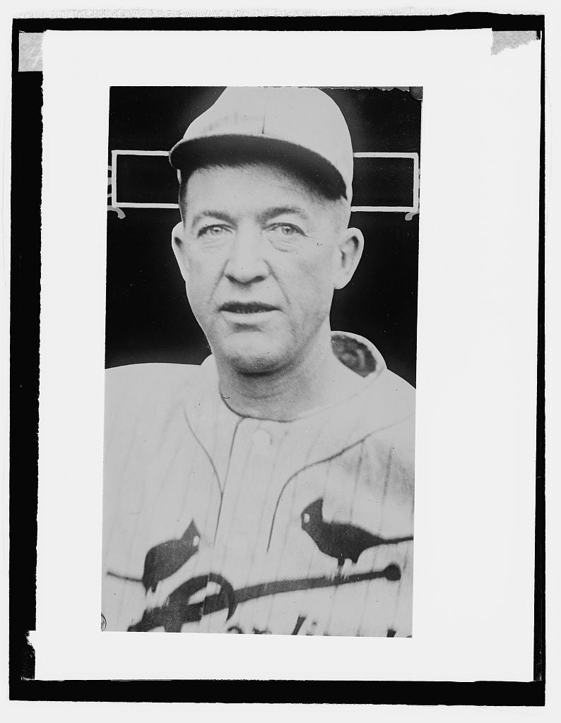 16 x 20 Reprinted Old Photo ofGrover Clevland, Alexander Cardinals, 1927 1927 National Photo Co  88a