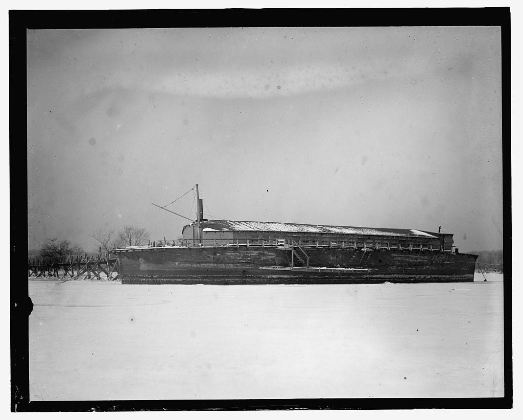 16 x 20 Reprinted Old Photo of Heath's Ark 1909 National Photo Co  14a