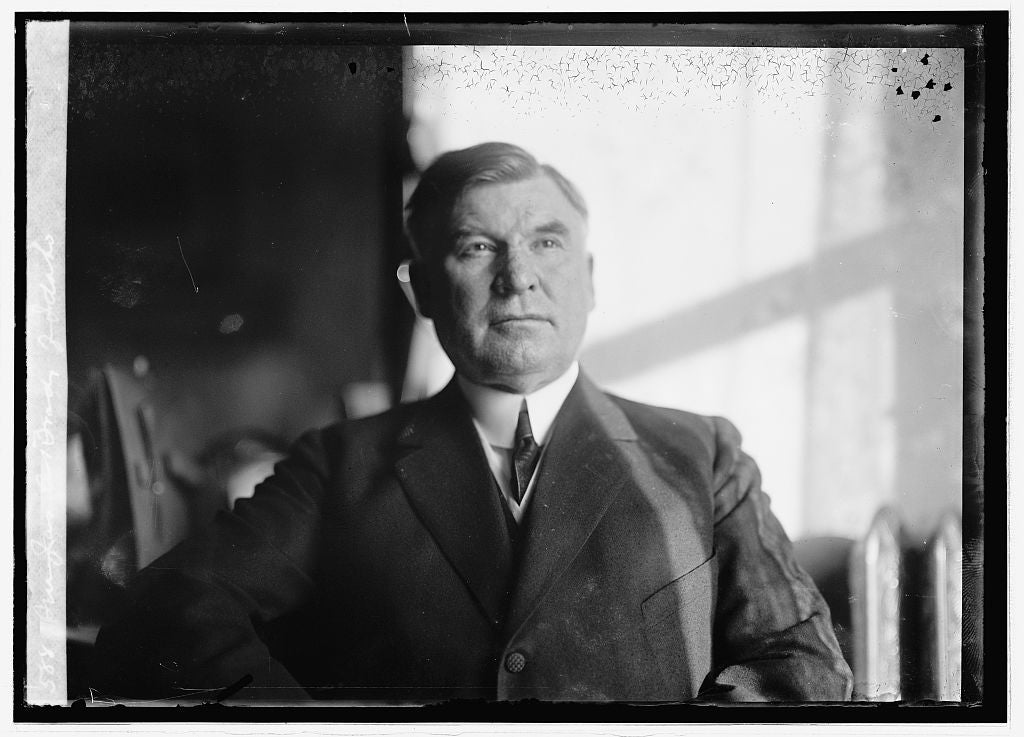 8 x 10 Reprinted Old Photo of Senator Jas. A. Brody of Idaho 1914 National Photo Co  65a