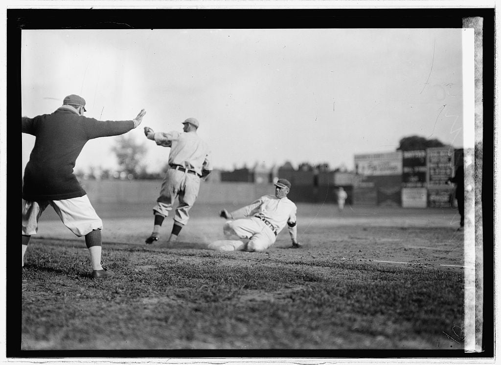 16 x 20 Reprinted Old Photo of[Baseball] 1914 National Photo Co  83a