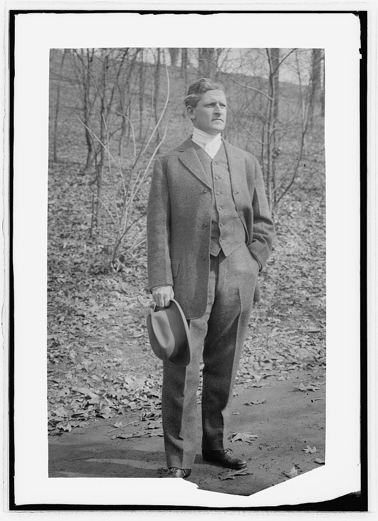 16 x 20 Reprinted Old Photo ofF. Key Smith 1914 National Photo Co  96a