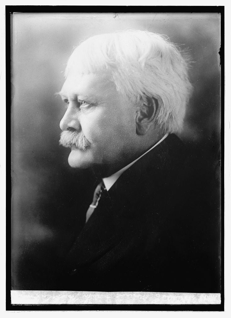 8 x 10 Reprinted Old Photo of Dr. Chas. E. Monroe, Inventor of [...] 1914 National Photo Co  31a