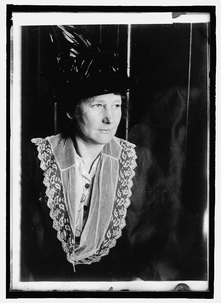 8 x 10 Reprinted Old Photo of Dr. Martha Annette Hodge 1914 National Photo Co  52a