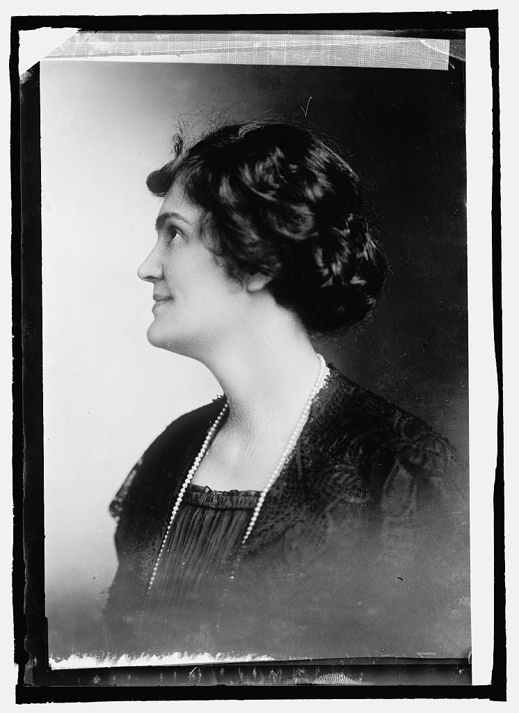 16 x 20 Reprinted Old Photo ofMrs. Phalander P. Clafton 1914 National Photo Co  49a