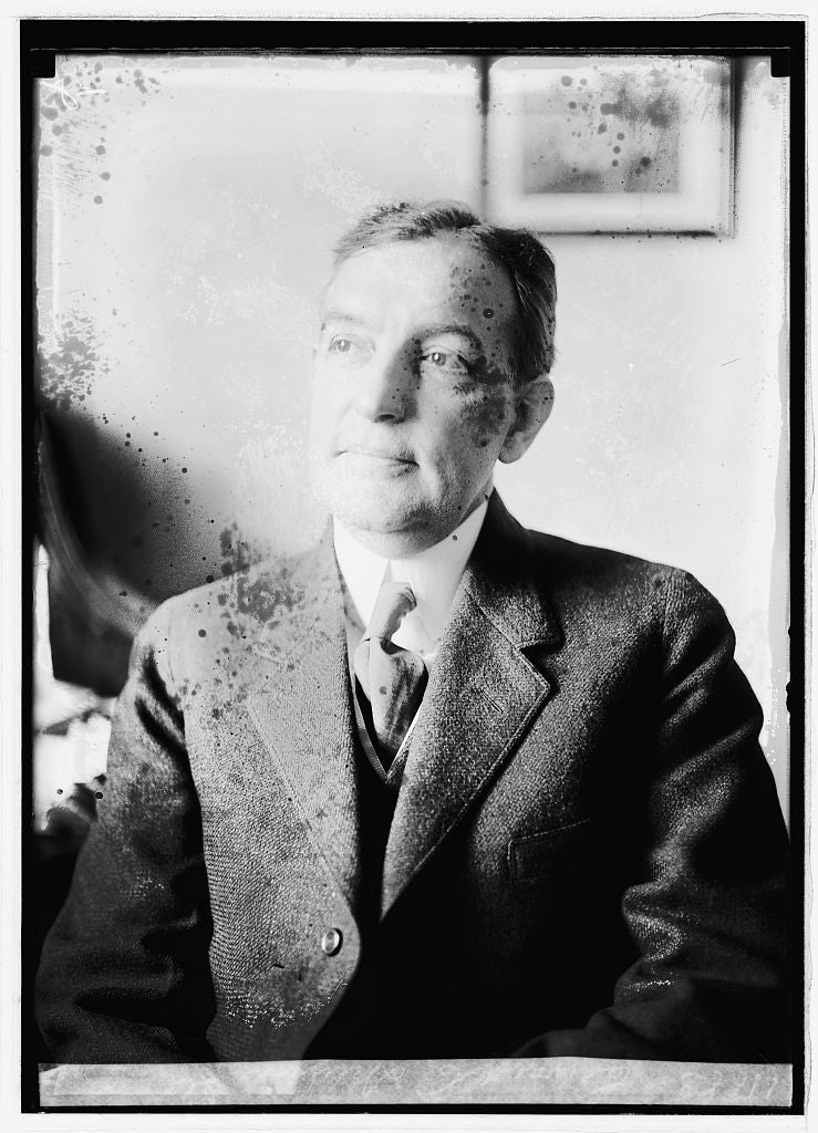 16 x 20 Reprinted Old Photo of Edward E. Dennison, Ill. 1921 National Photo Co  59a