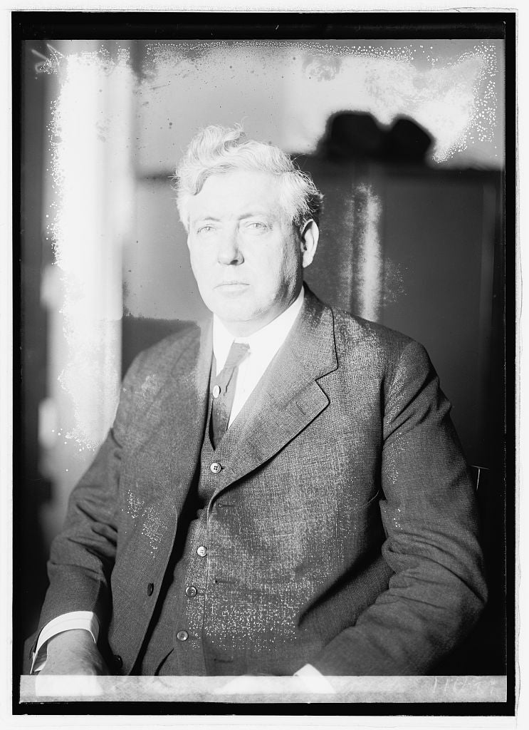 8 x 10 Reprinted Old Photo of  Nicholas J. Sinnott, Oregon 1922 National Photo Co  85a