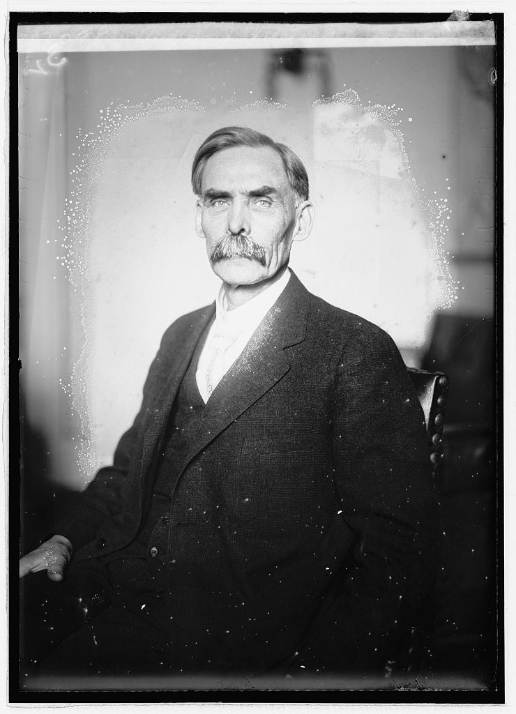 16 x 20 Reprinted Old Photo of Andrew J. Volstead, Minn. 1922 National Photo Co  91a