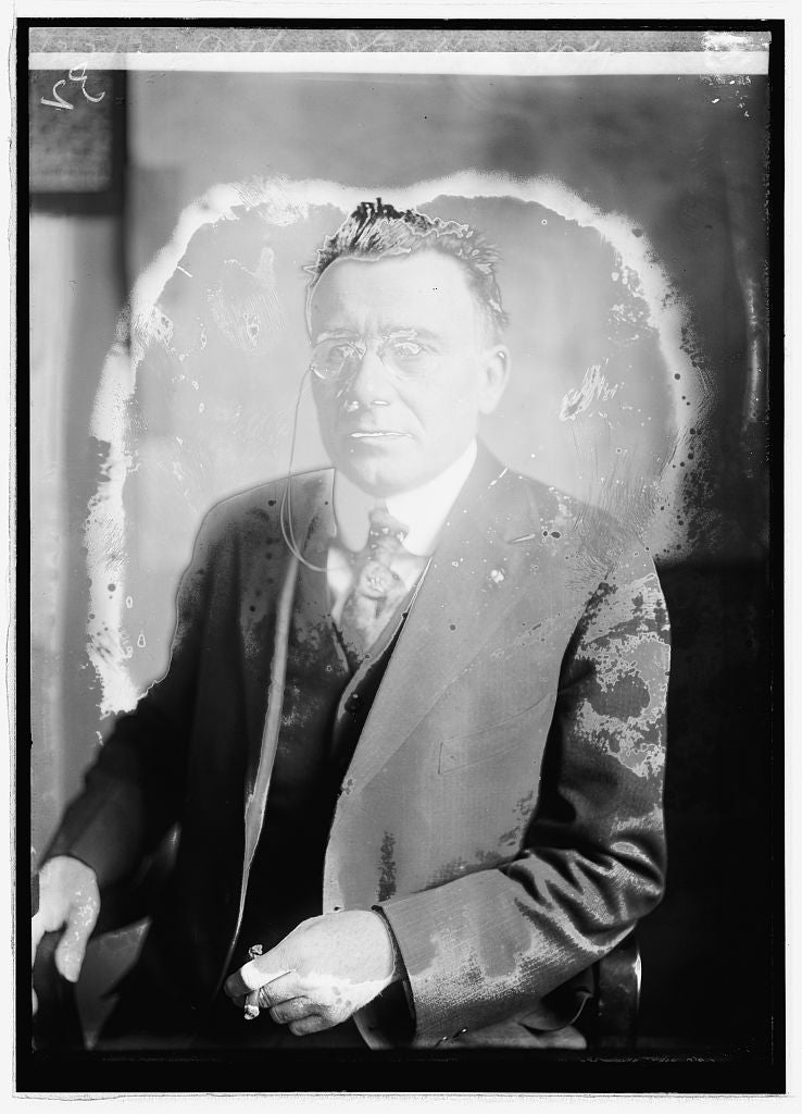 16 x 20 Reprinted Old Photo of Arthur J. Griffin N.Y. 1921 National Photo Co  72a