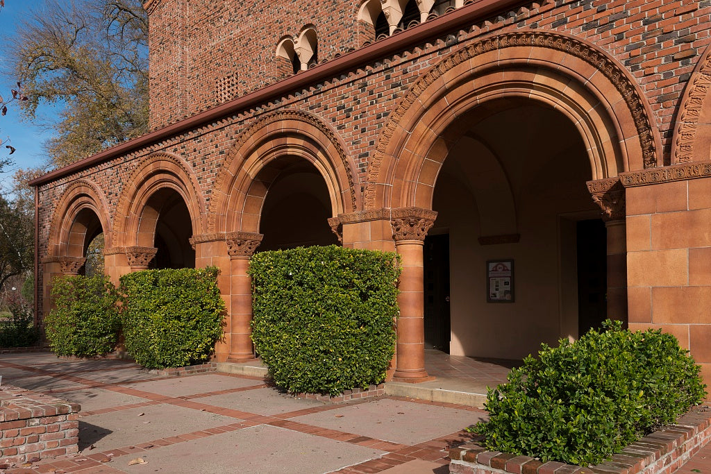 18 x 24 Photograph reprinted on fine art canvas  of California State University at Chico r00 2012 by Highsmith, Carol M.