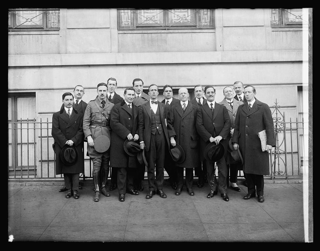 16 x 20 Reprinted Old Photo ofAll American Health Conf. 1921 National Photo Co  24a