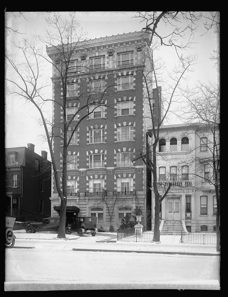 16 x 20 Reprinted Old Photo of1509 6 St., [Washington, D.C.] 1922 National Photo Co  43a