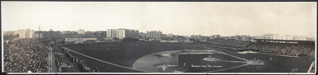 8 x 12 Reprinted Photo of American League Park, New York by Pictorial News Co. c1910 328 BB_
