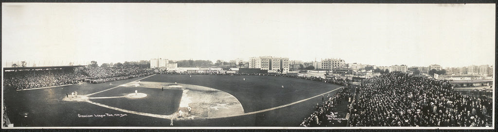 8 x 12 Reprinted Photo of American League Park, New York by Pictorial News Co. c1910 329 BB_