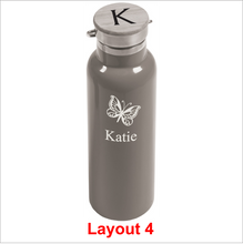 Canteen Water Bottle