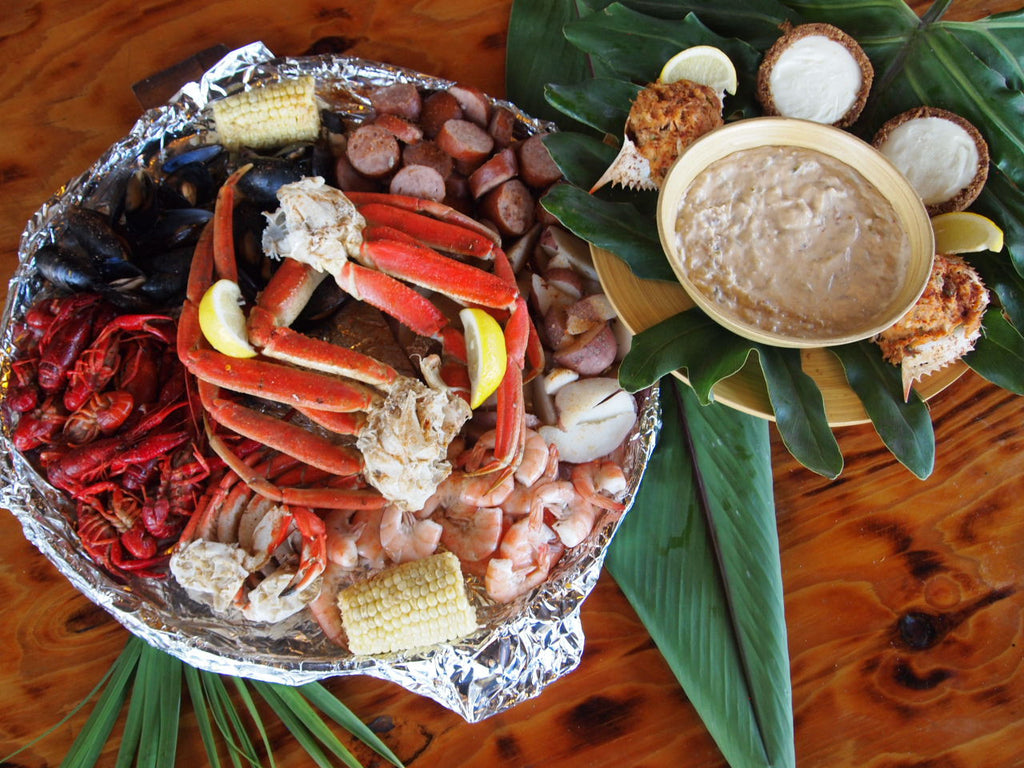 A Crab Shack Feast