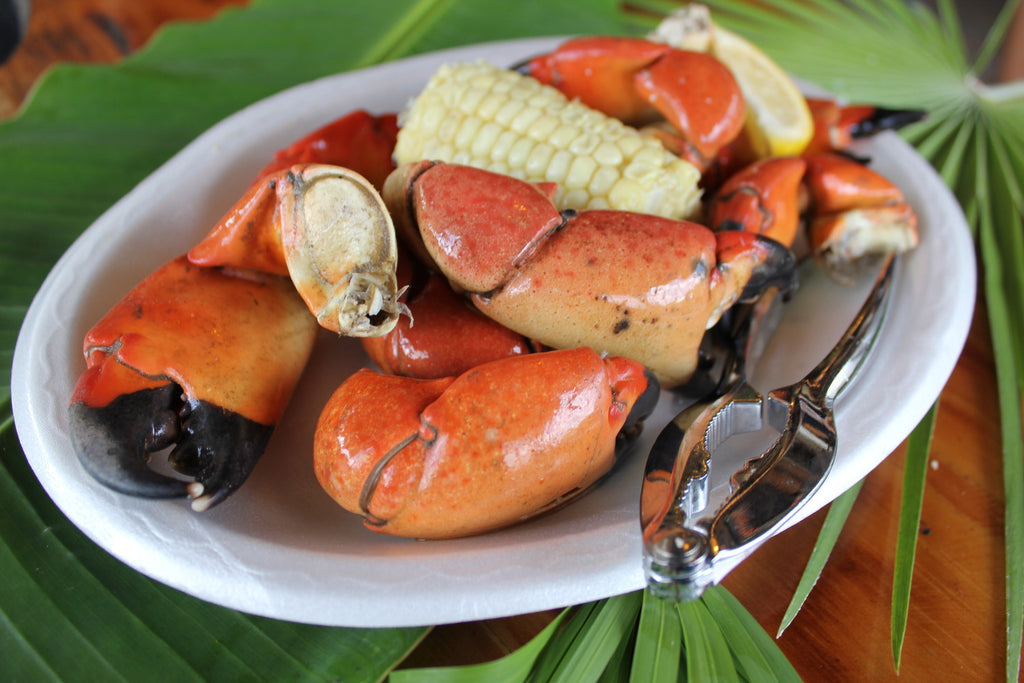 Georgia Stone Crab Claws- They're back!