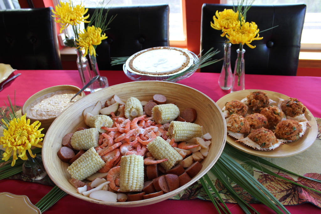 "Low Country Boil ""Meal For 8"""