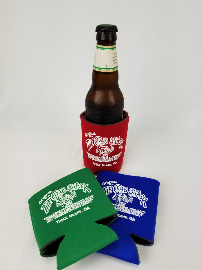 Crab Shack Coozie