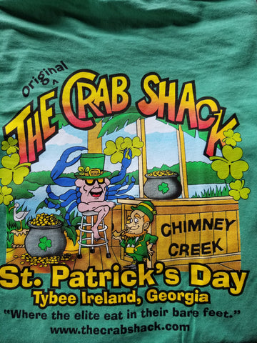 """St. Patrick's Day"" Long Sleeve T-Shirt"