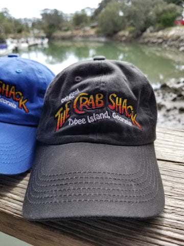 Crab Shack Baseball Cap