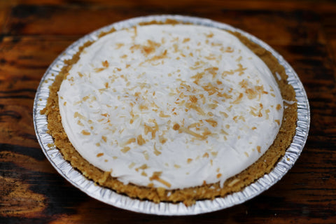 Caribbean Coconut Cream Pie (Whole)
