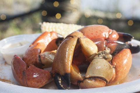 Georgia Stone Crab Claws
