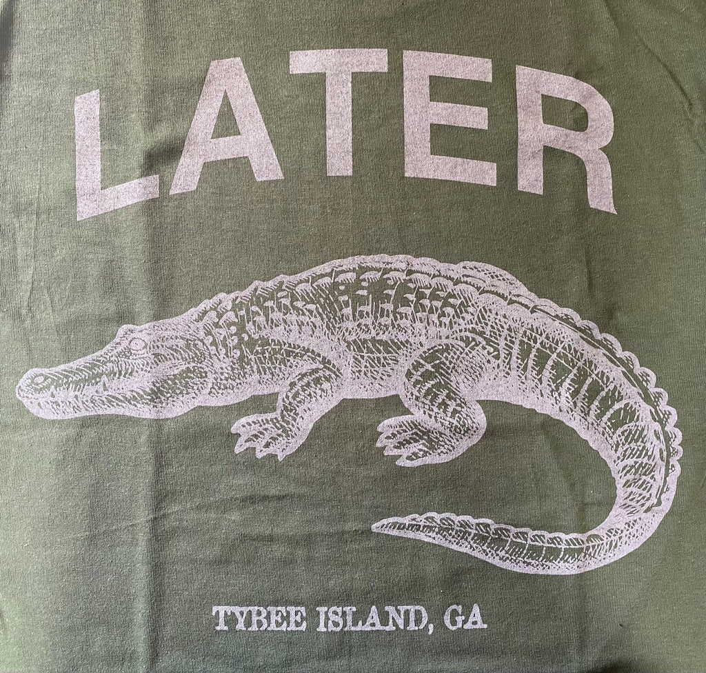 Later Gator Tee-Shirt