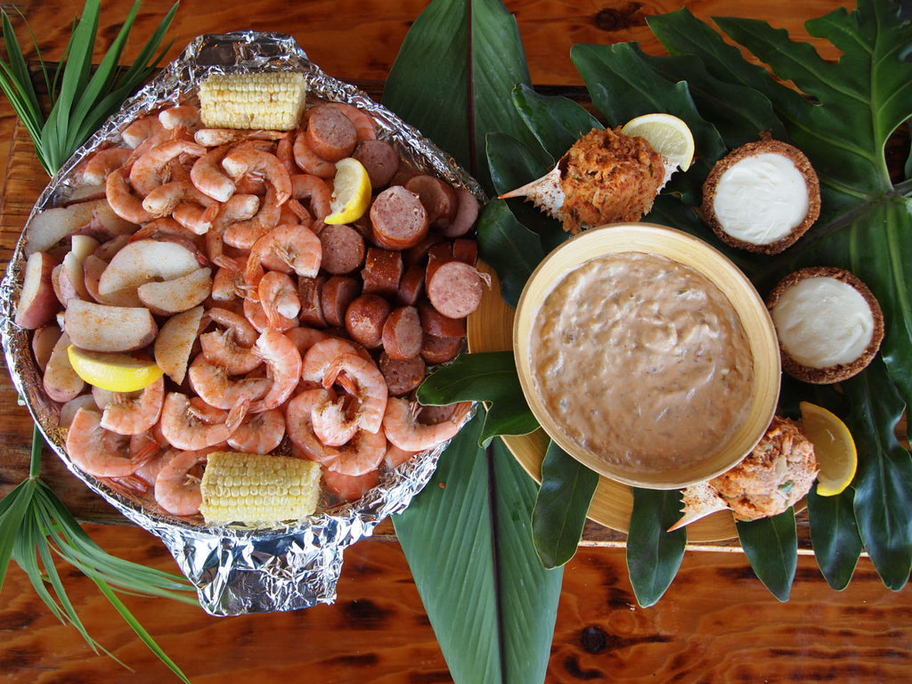 "Low Country Boil ""Meal for 2"""
