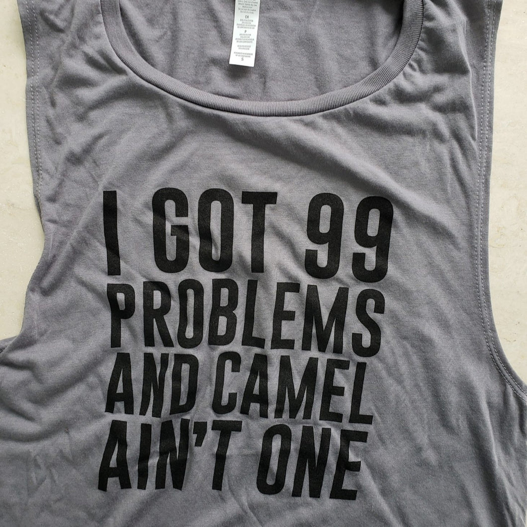 Flowy Tank Top 99 Problems