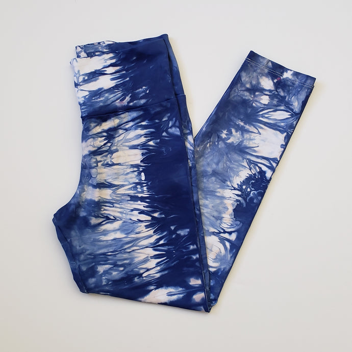 Leggings Tie Dye Navy