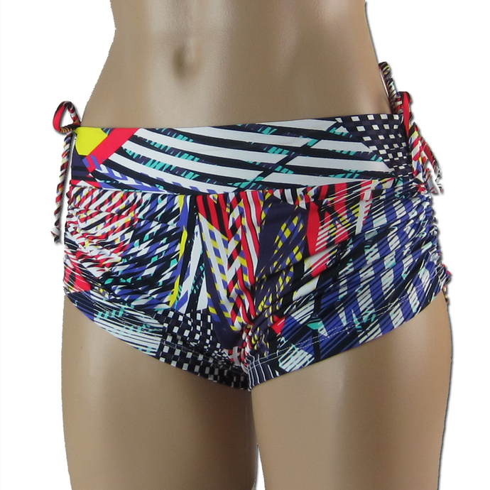 Everywear Activewear String Shorts Harper Multi