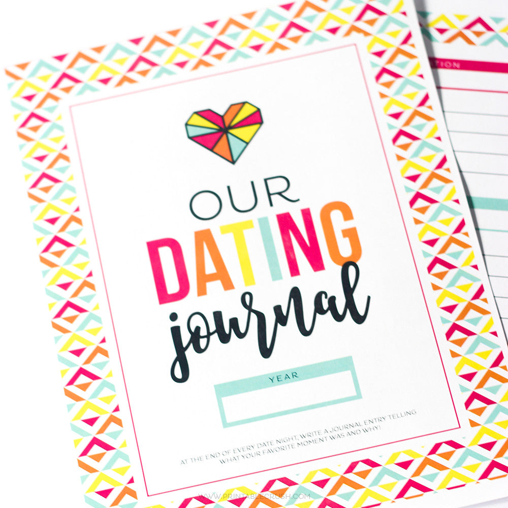 Cheap Date Night Printable Set