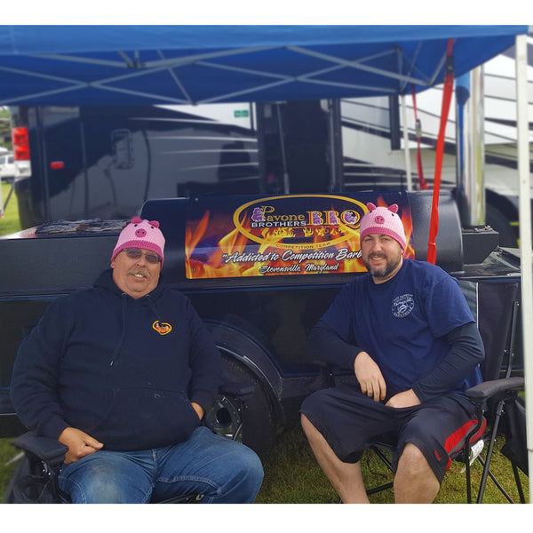 BBQ Competition and Strongback Chairs
