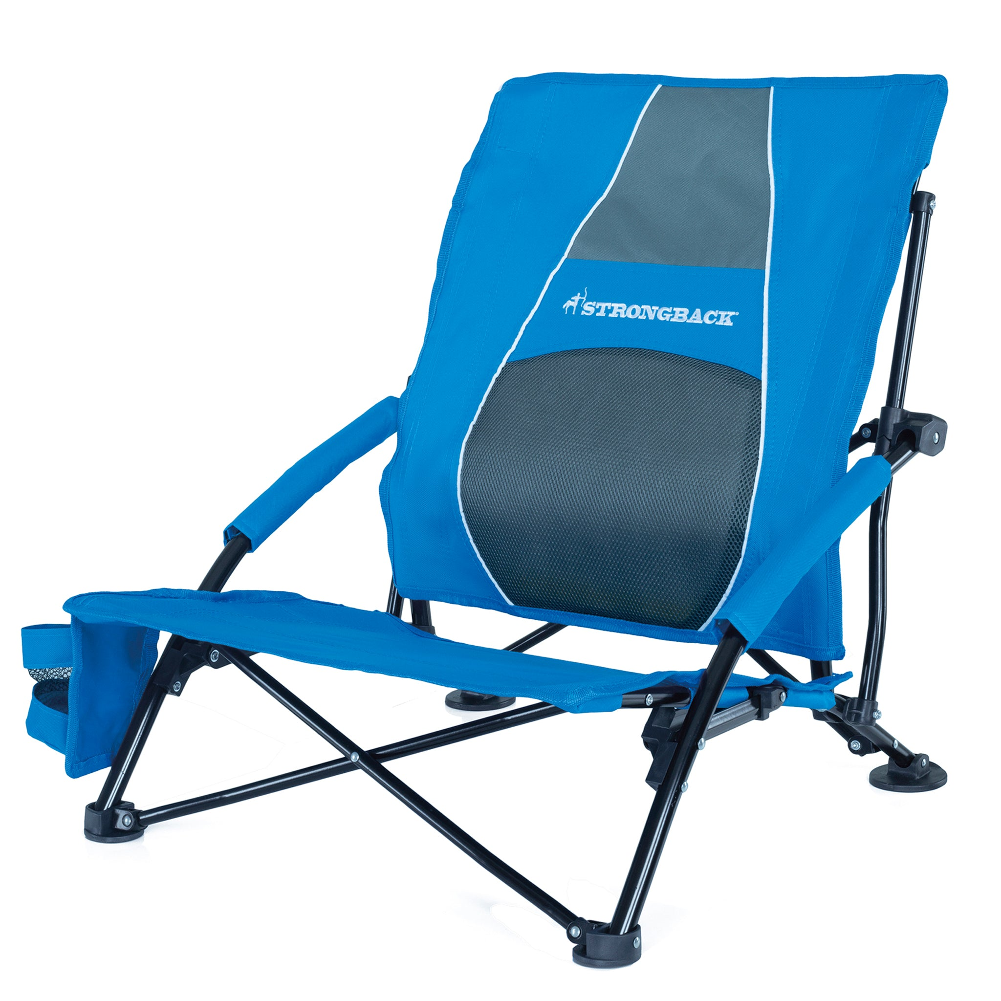 Strongback Low Gravity - The Best Beach Chair - Strongbackchair