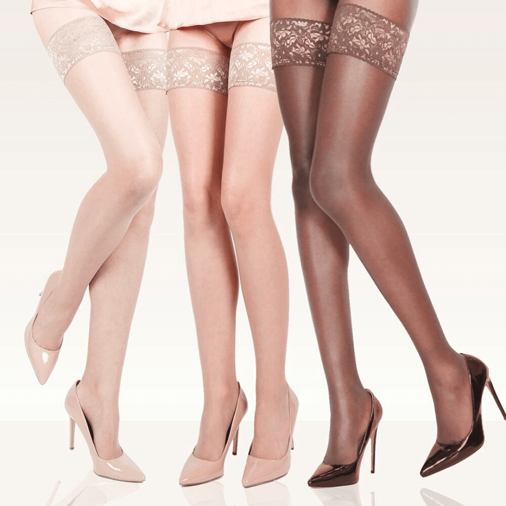 what are synthetic fabrics? nylon stockings