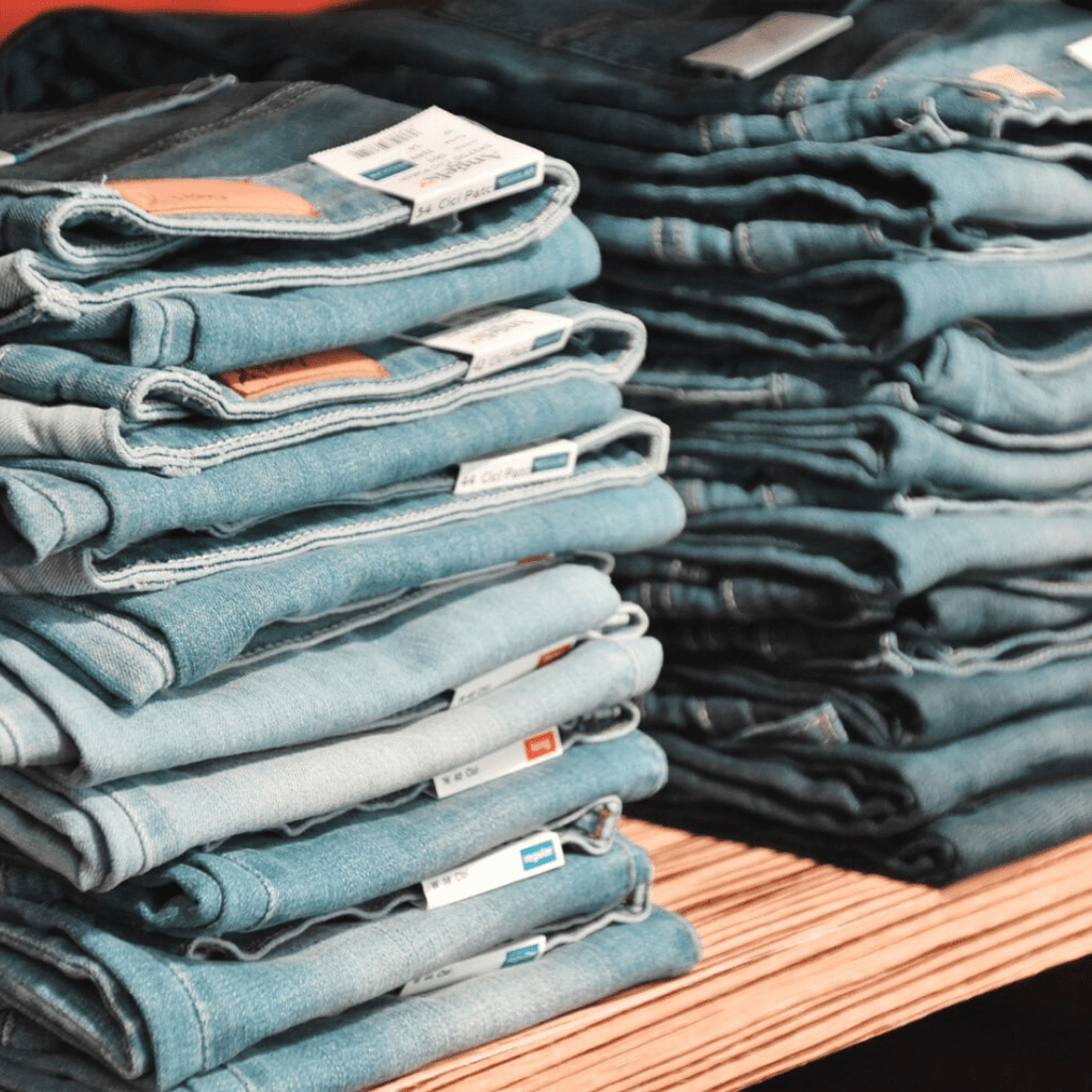 sustainable denim development