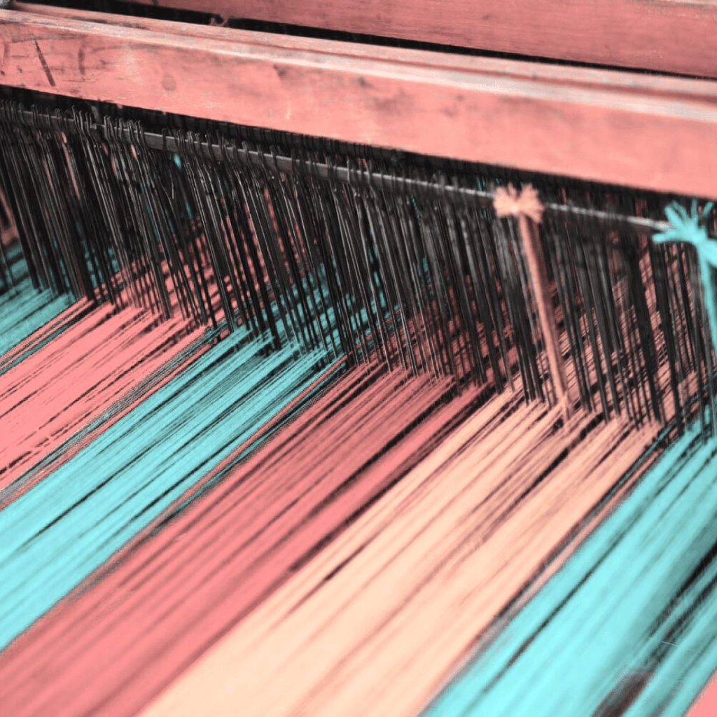 handloom and khadi weaving