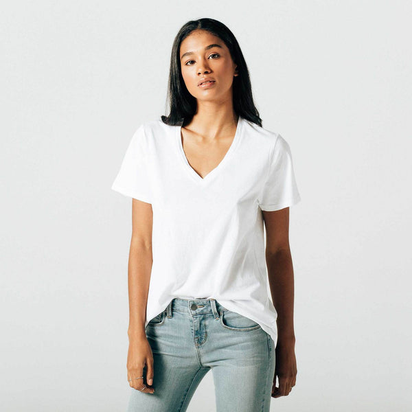 93739e7c How to design the best white T-shirt, Ever. – virtue + vice