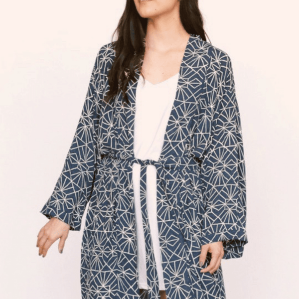 symbology clothing ethical gift ideas robe block print