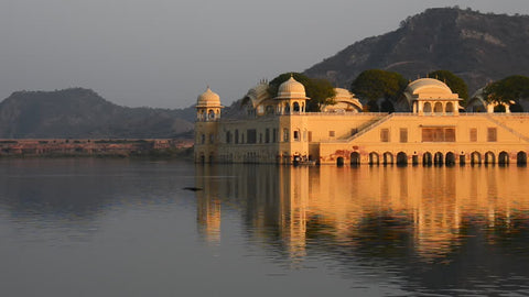 jal mahal jaipur floating palace