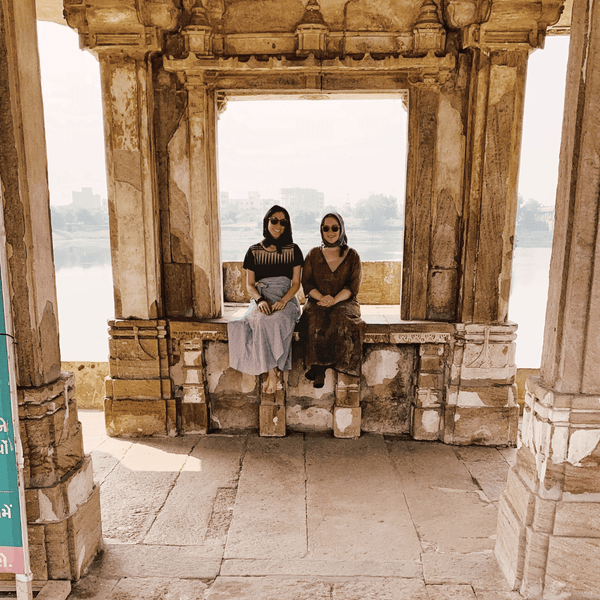 melanie and miranda in ahmedabad gujarat