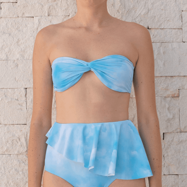 sea sage recycled polyester bikini