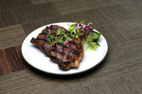 Grilled NY Steak ( 6 oz )