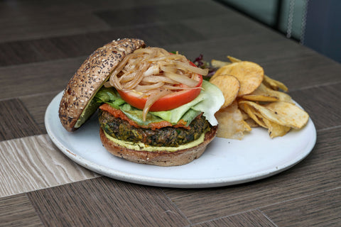 Vegan Burger