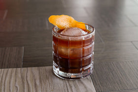 Espresso Old-Fashioned