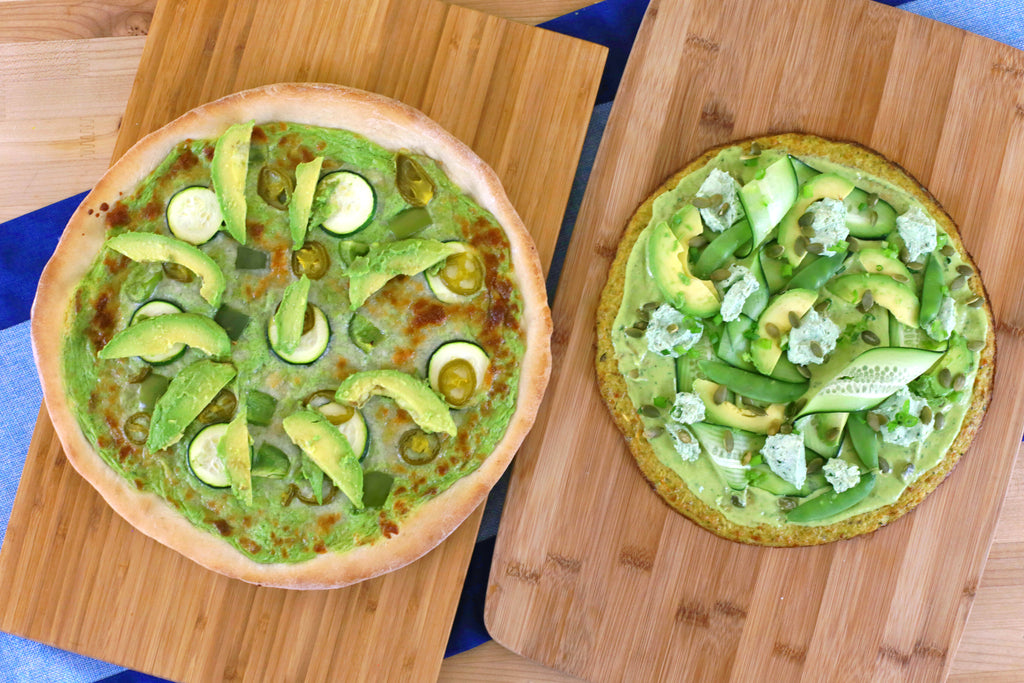 Green Pizza Challenge