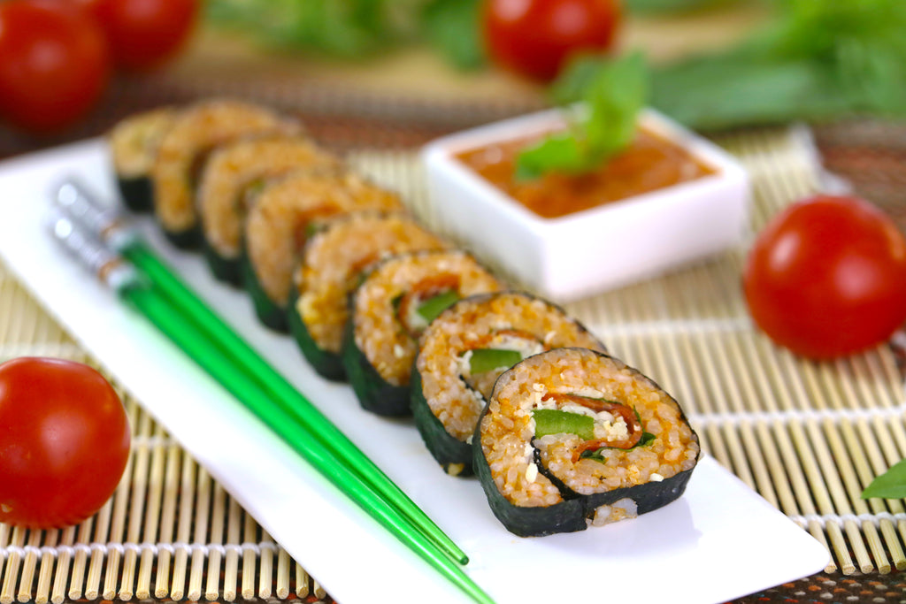 Pizza Sushi Roll