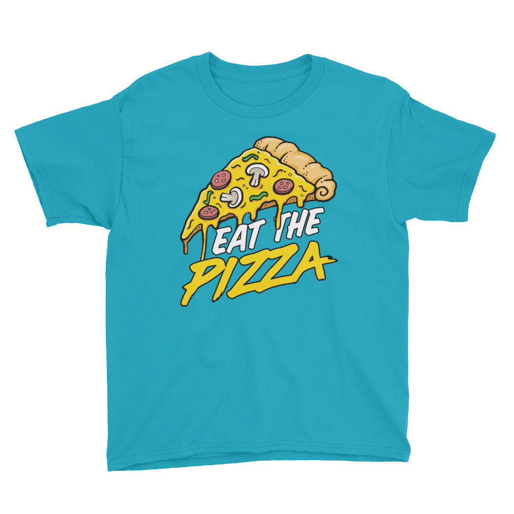 Eat The Pizza Kid's Tee!