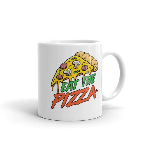 Eat The Pizza Mug!